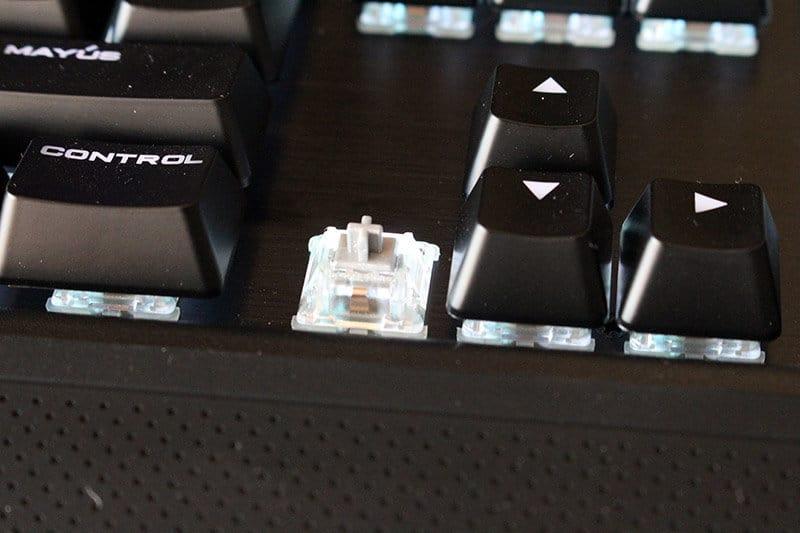 Interruptores Corsair K95 RGB Platinum NewEsc