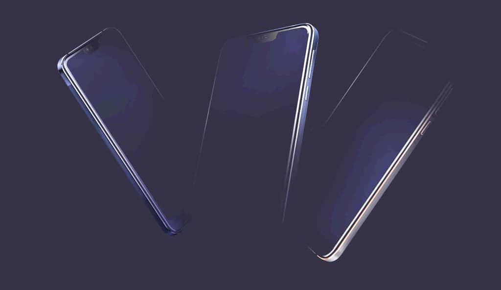 Invitación de Nokia imágen aclarada