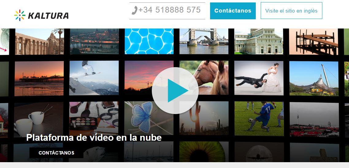 Kaltura - Los mejores editores de video online