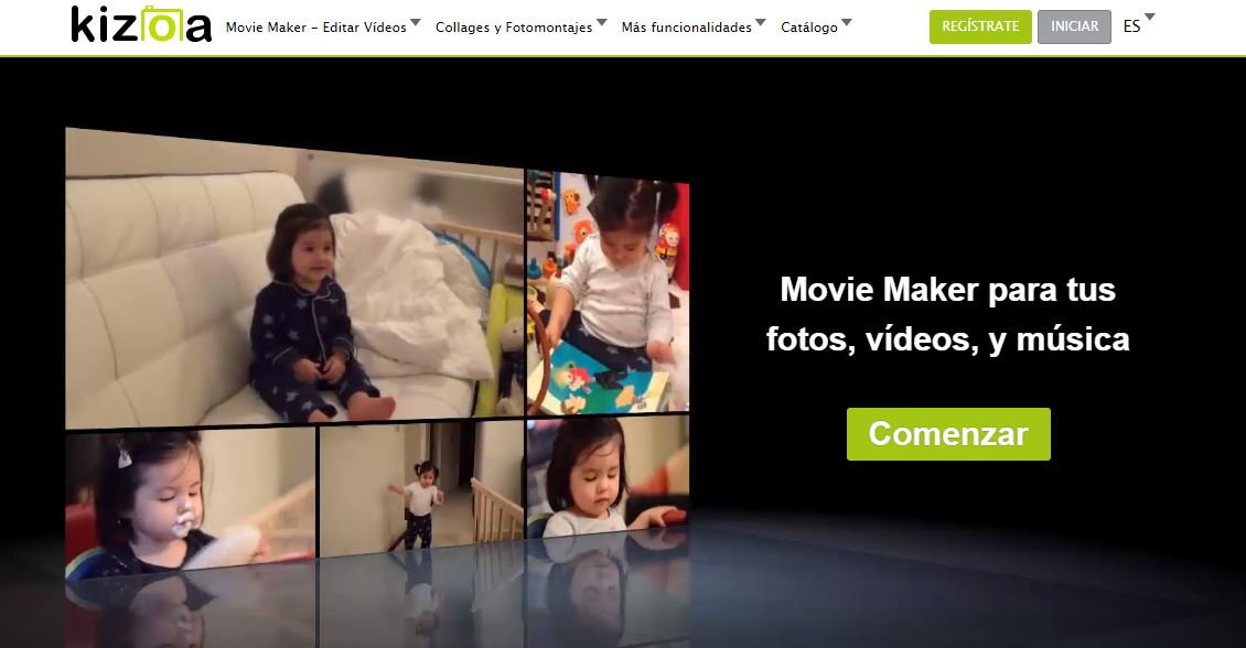 Kizoa Los mejores editores de video online