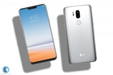 LG G7 renders