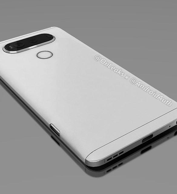 LG V20 Leaks NewEsc 2
