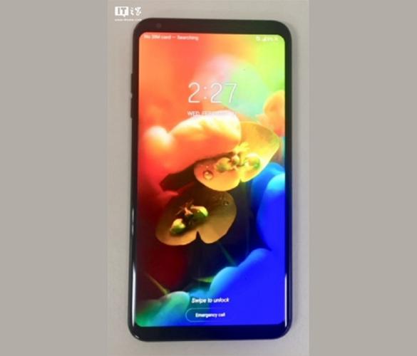 LG V35 filtraciones