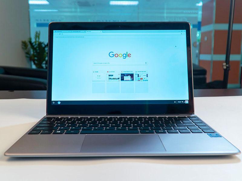 Lapbook SE chorme OS