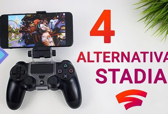 Las Mejores Alternativas a Stadia