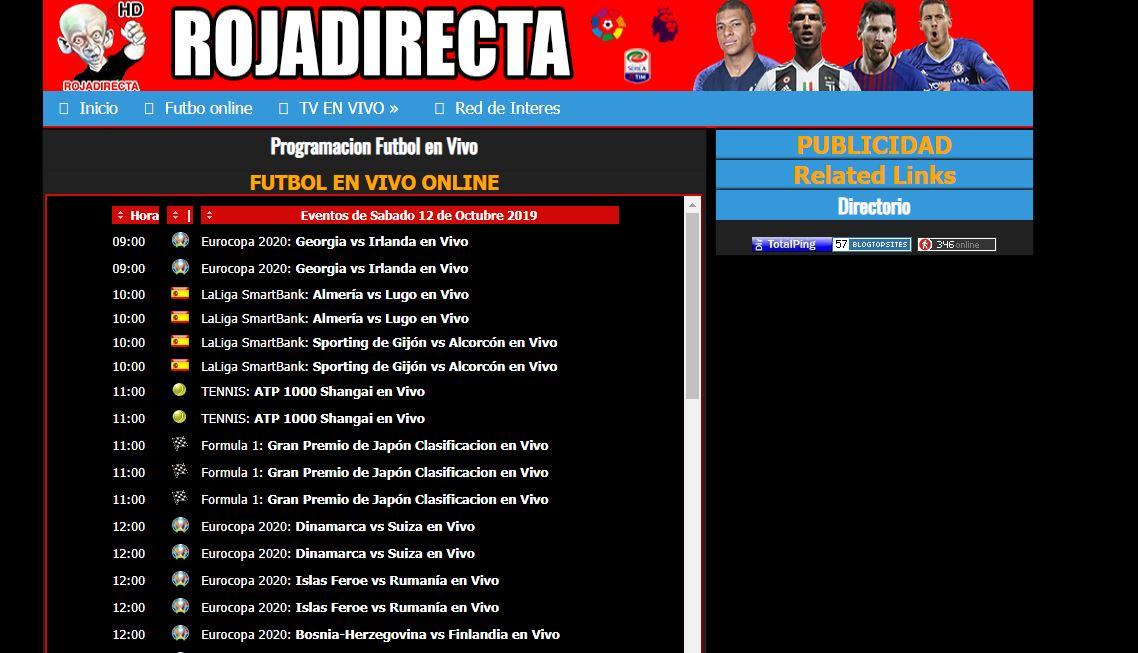Las Mejores Paginas para ver Fútbol Online Gratis Redstream