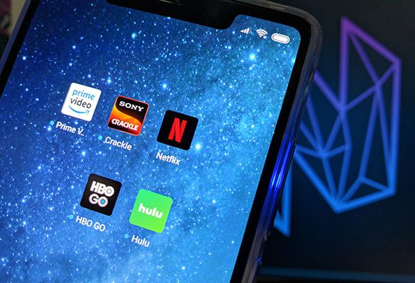 Las mejores Apps para ver películas desde el móvil