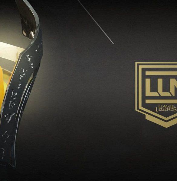 League of Legends LLN Portada