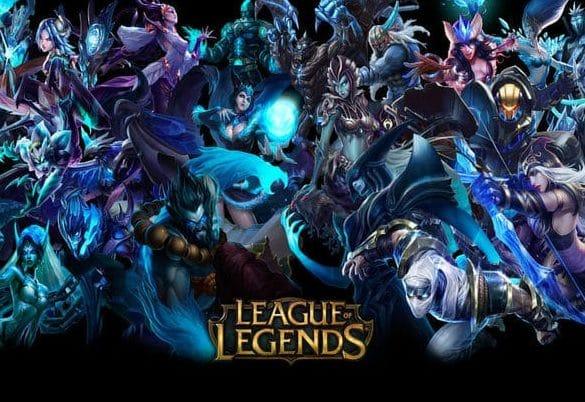 League of legends para móvil
