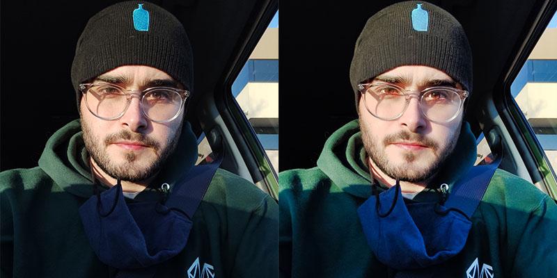 Leawo PhotoIns Antes y Después 1