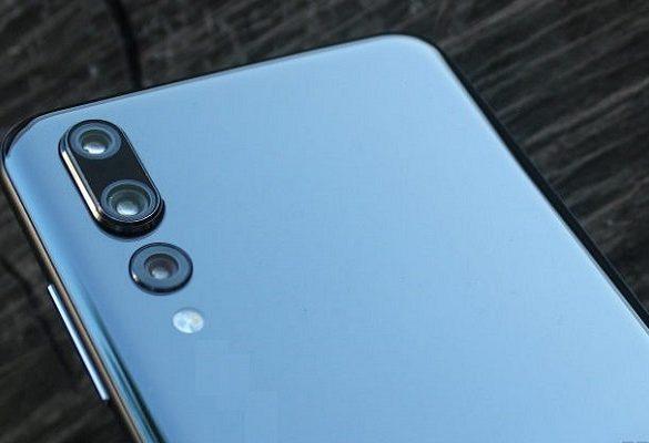 Lenovo smartphone triple camara