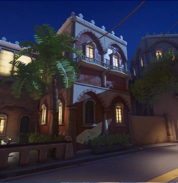 Llorente El Cairo Overwatch Portada