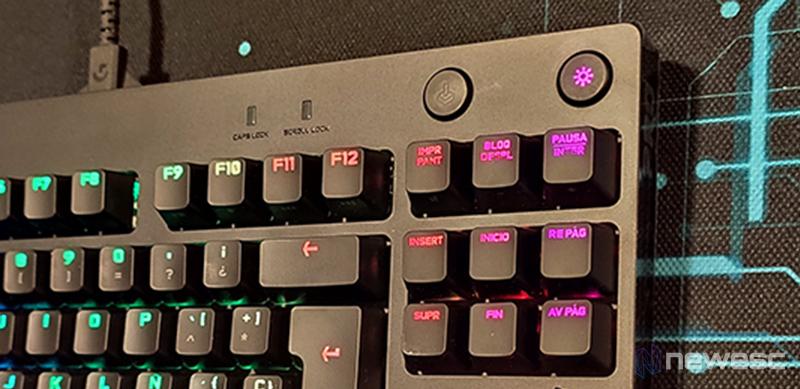 LogitechG Prox botones