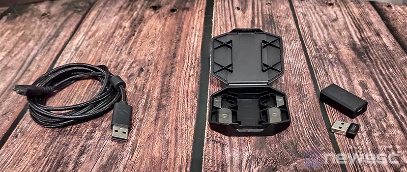 Logitech G502 accesorios