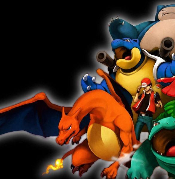 Los 20 Pokémon más fuertes Pokémon GO