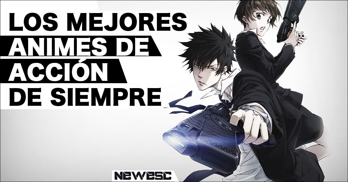 Los mejores Animes de acciónd de siempre
