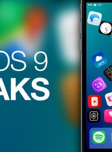 Los mejores Tweaks para IOS 9 Jailbreak