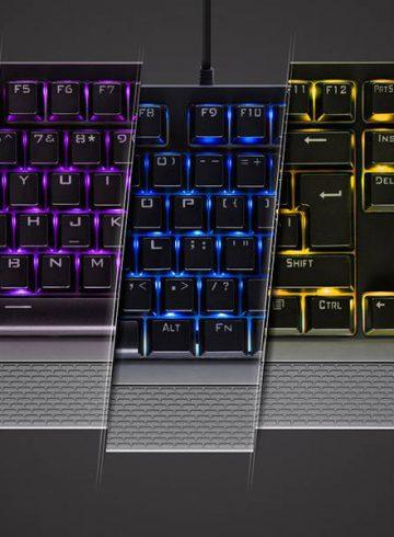 Los mejores teclados mecánicos baratos del momento