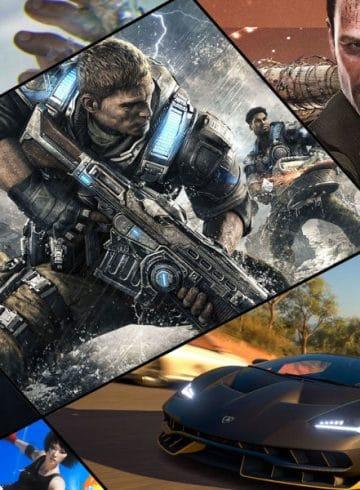 Los videojuegos más vendidos de 2017