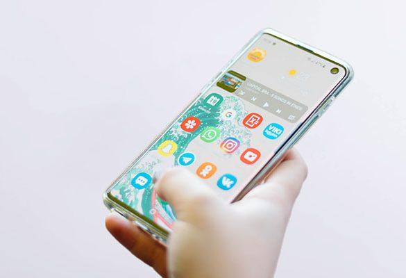Móvil Android Samsung Wallpaper
