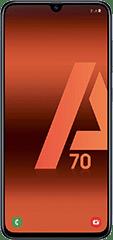 Móvil Samsung A70