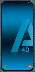 Móvil Samsung Galaxy A40