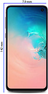 Móvil compacto Galaxy S10e