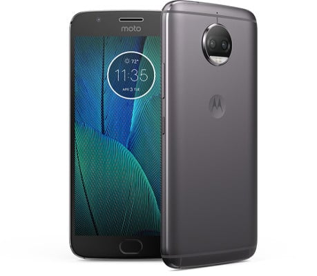 Móvil gama media Moto G5s Plus