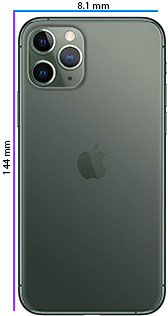 Móviles compacto iPhone 11 Pro