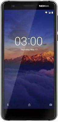 Móviles compactos Nokia 3-1
