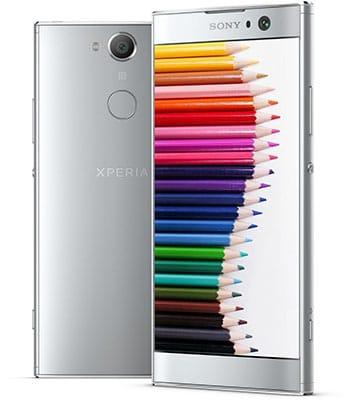 Móviles compactos Sony Xperia XA2