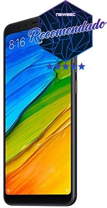 Móviles gama media Xiaomi Redmi Note 5