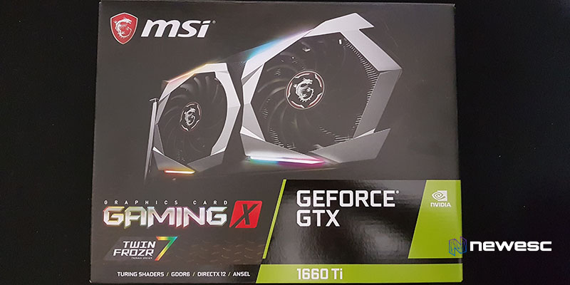 REVIEW MSI 1660TI GAMING X