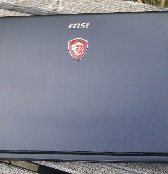 MSI GS63VR 7RF Stealth Pro 4K
