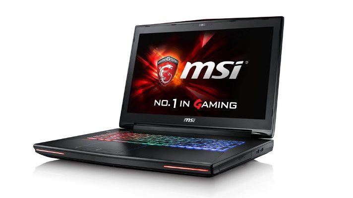 MSI GT72VR