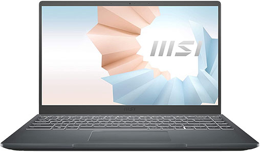 MSI Modern 15 mejores portatiles 2020