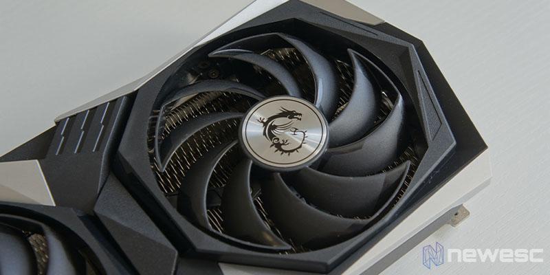 MSI Radeon RX 6600 XT Gaming X 10