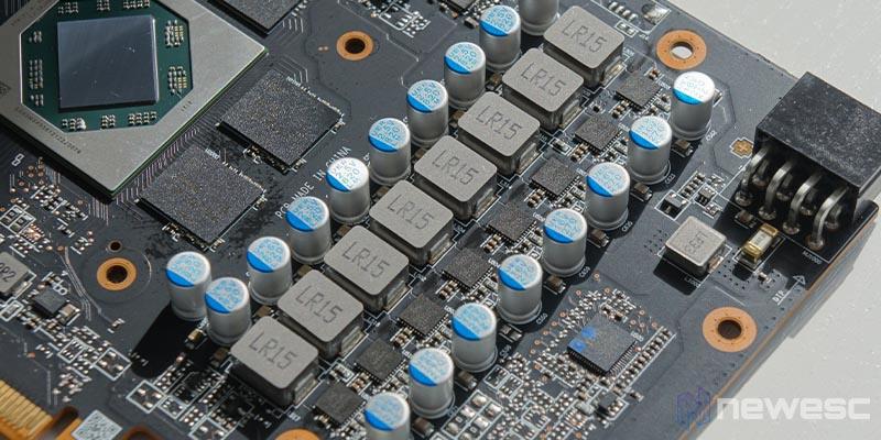 MSI Radeon RX 6600 XT Gaming X 13