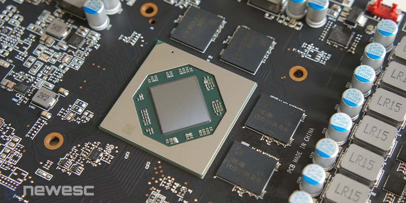 MSI Radeon RX 6600 XT Gaming X 17a