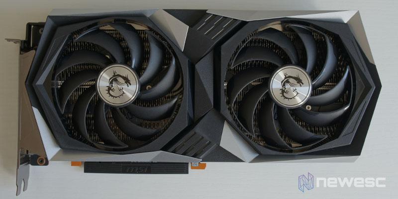 MSI Radeon RX 6600 XT Gaming X 2