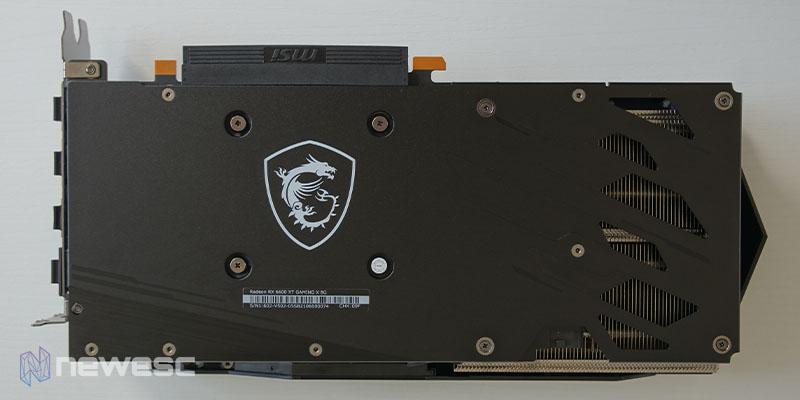 MSI Radeon RX 6600 XT Gaming X 3