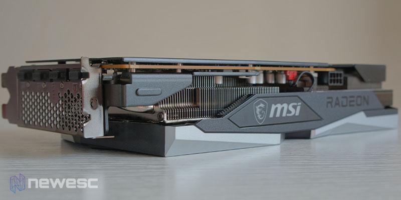 MSI Radeon RX 6600 XT Gaming X 6
