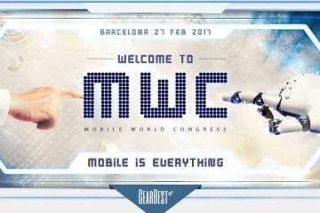 MWC GearBest
