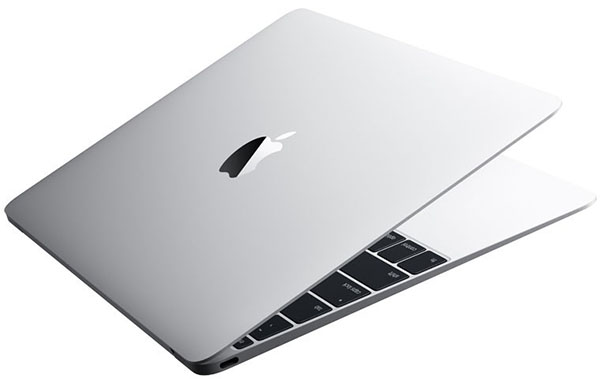 MacBook Air 2018 diseño plateado carcasa