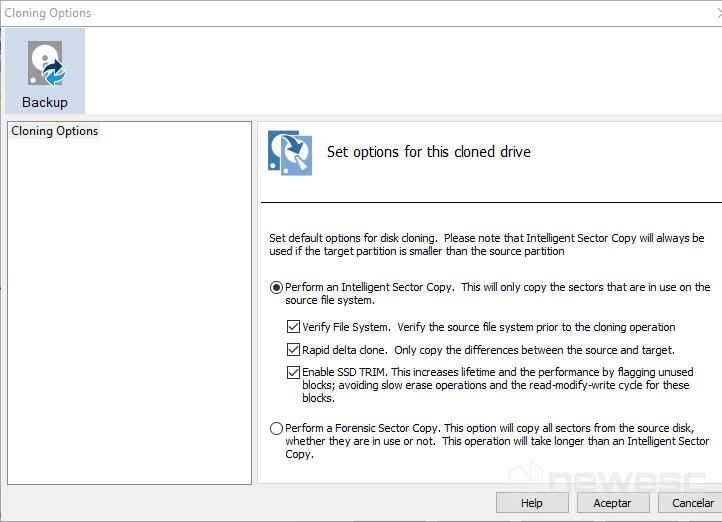Macrium Reflect - Clonar disco duro en Windows 10 003