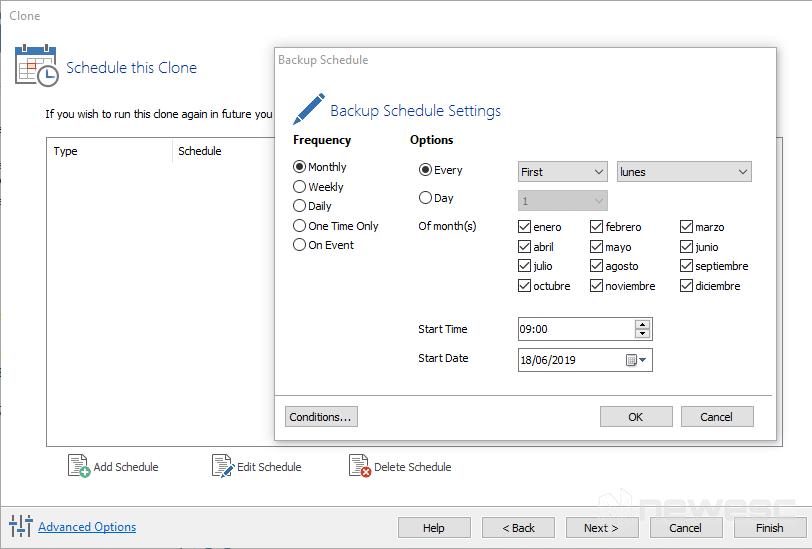 Macrium Reflect - Clonar disco duro en Windows 10 006