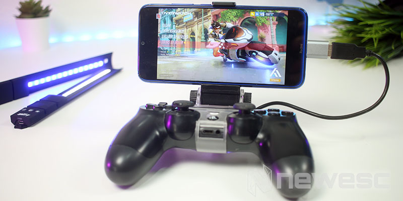 Mandos Gaming para Móvil PS4 2