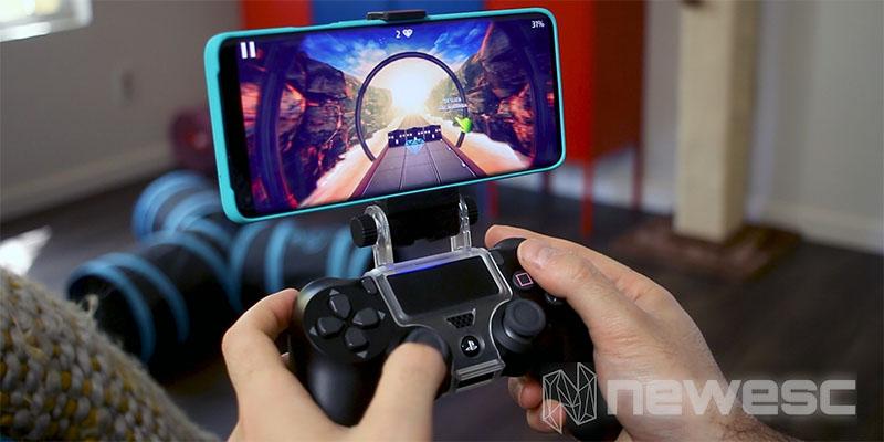 Mandos Gaming para Móvil PS4