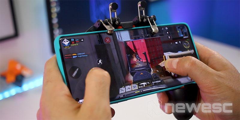 Mandos Gaming para Móvil sencillos