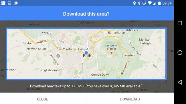 Maps Offline Google